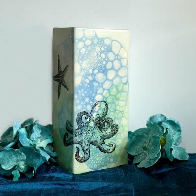 Kraken-Vase