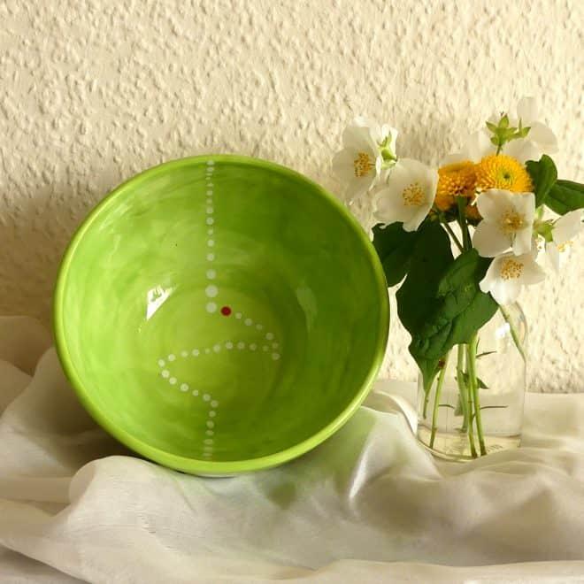 Schale grün-2